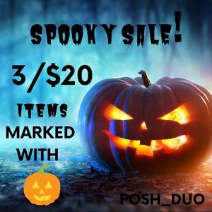 🎃3 ITEMS FOR ONLY $20! 🎃